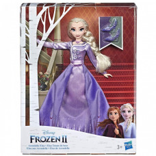 Кукла Hasbro Disney Princess Холодное сердце 2 Делюкс Эльза, 28 см, E6844EU40
