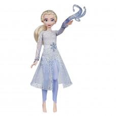 Кукла Disney Frozen Холодное сердце 2 Эльза интерактивная E8569EU4