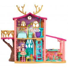 Игровой набор Mattel Enchantimals - Домик Данессы Оленни FRH50