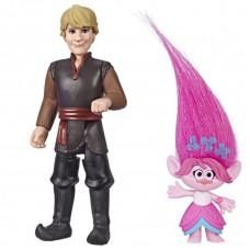 Комплект фигурок Frozen Холодное сердце 2 Кристофф и Trolls Розочка, frozen_trolls_10