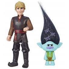 Комплект фигурок Frozen Холодное сердце 2 Кристофф и Trolls Цветан, frozen_trolls_3