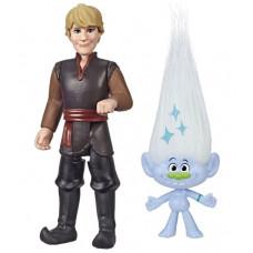Комплект фигурок Frozen Холодное сердце 2 Кристофф и Trolls Алмаз,  frozen_trolls_4