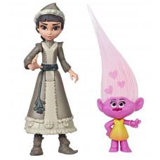 Комплект фигурок Frozen Холодное сердце 2 Ханимарен и Trolls Плясунья, frozen_trolls_5