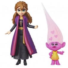 Комплект фигурок Frozen Холодное сердце 2 Анна и Trolls Плясунья, frozen_trolls_9