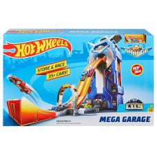 Трек Hot Wheels City Mega Garage FTB68