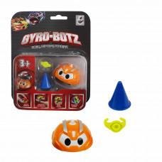 1Toy Gyro-Botz инерц. игрушка волчок (1 шт., 2 аксесс.), блистер Т13538
