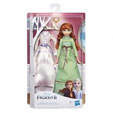 Кукла Hasbro Холодное сердце 2 Anna с дополнительным нарядом