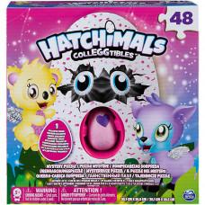 Пазл Hatchimals (Spin Master) 48 элементов, в коробке