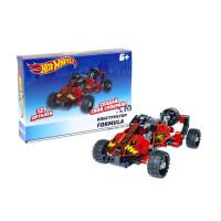"""Hot Wheels Конструктор """"Formula"""" (127 деталей)"""