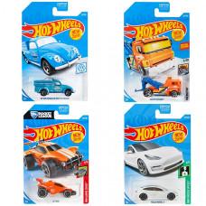 Mattel Hot Wheels C4982 Машинки базовой коллекции (в ассортименте)
