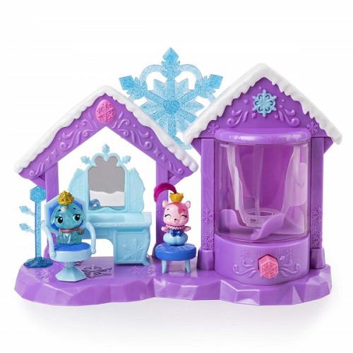 Хэтчималс игровой набор Ледяной Салон6047221