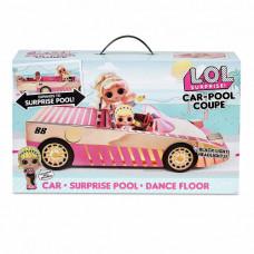Игровой набор с куклой L.O.L. Surprise Кабриолет 2в1 565222
