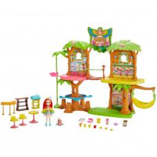 Игровой набор Mattel Enchantimals - Джунгли-кафе GFN59