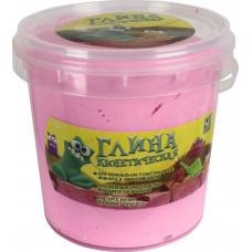 1toy Кинетическая глина, светло-розовая, банка 200грТ11358а