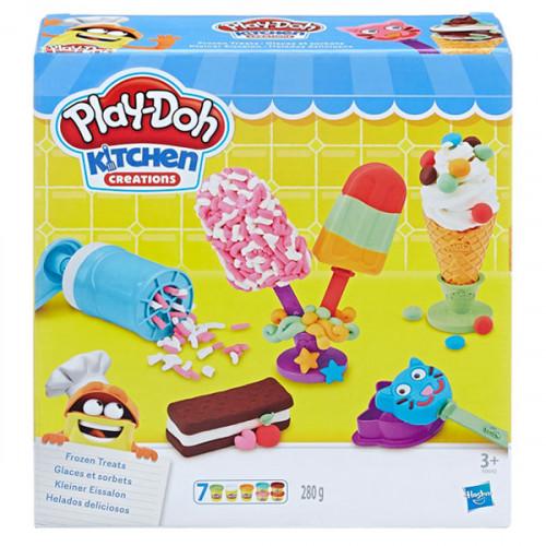 Масса для лепки Kitchen Creation Создай любимое мороженое (E0042)