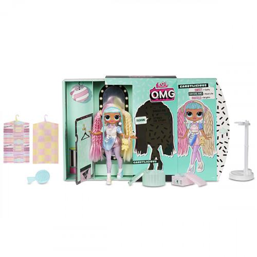 L.O.L. Surprise Кукла ЛОЛ OMG Candylicious (2 волна) 23 см. 559788_23