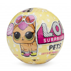 L.O.L. Surprise! Кукла в шарике питомец Pets Series 3 549574