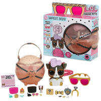 Игровой набор MGA Entertainment LOL Surprise D.J. K9 Biggie Pet 552277