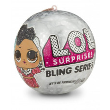 Кукла L.O.L. Surprise Bling Series Блестящие, 556237
