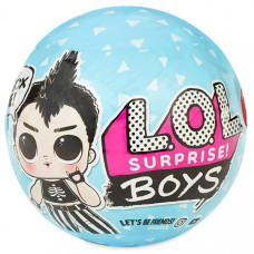 Кукла-сюрприз MGA Entertainment в шаре LOL Surprise Boys, 561699
