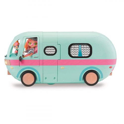 Игровой набор MGA Entertainment LOL Автобус, 559771