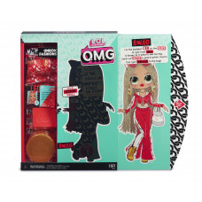 Кукла-сюрприз MGA Entertainment LOL Surprise OMG Fashion Swag, 560548