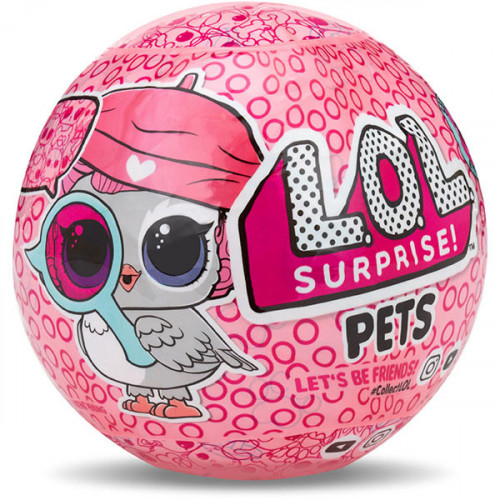 Игровой набор L.O.L. Surprise Питомцы Декодер 552093