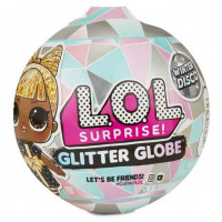 Кукла-сюрприз MGA Entertainment в шаре LOL Surprise Winter Disco Glitter Globe, 8 см, 561606, в ассортименте