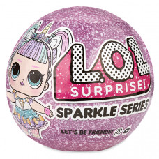 Кукла L.O.L. Surprise! cверкающая, Sparkle series, 559658