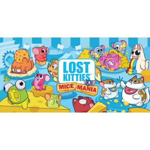 Игровой набор Hasbro Lost Kitties Mice Mania E6292