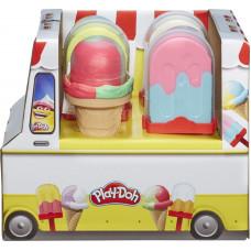 Набор для лепки Play-Doh Мороженое Вафельный стаканчик, E5349