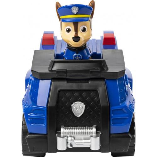 Фигурка Spin Master Paw Patrol машинка с Гонщиком 6054118