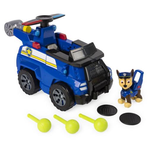 Игровой набор Щенячий патруль (Paw Patrol) Машинка-самолет Гонщика 6044474