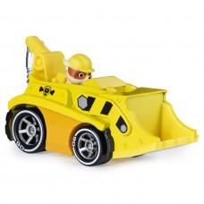 Машинка Щенячий патруль (Paw Patrol) Тру металл Дайкаст Bulldozer Крепыш 6053257_rabble_2