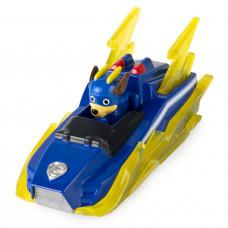 Машинка Щенячий патруль Paw Patrol Тру металл Дайкаст Super Charge Гонщик 6053257_chase_2