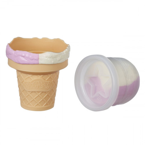 Игрушка Hasbro Play - Doh масса для лепки Мороженое E5332