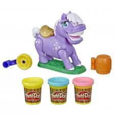 Набор для лепки Play-Doh Пони-трюкач, E6726