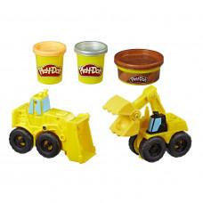 Набор для лепки Play-Doh Wheels Экскаватор E4294EU4