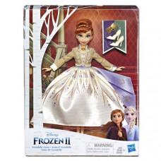 Кукла Hasbro Disney Princess Холодное сердце 2 Делюкс Анна, 28 см, E6845