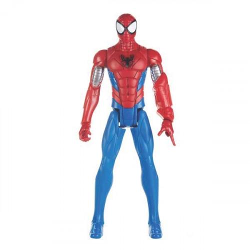 Игрушка Hasbro Фигурка Spider-Man Человек-паук 30 см Вооружение E8522
