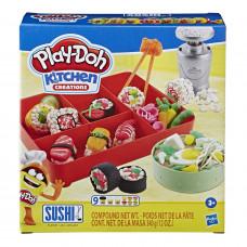 Набор для лепки Play-Doh Плей-До Суши, E7915