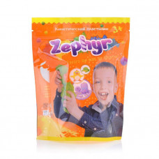 Масса для лепки Zephyr оранжевая 300 г Дой-пак (00-00000811/Z113)