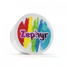 """Кинетический пластилин """"Zephyr""""-светящийся в темноте (0,150 кг в банке)"""