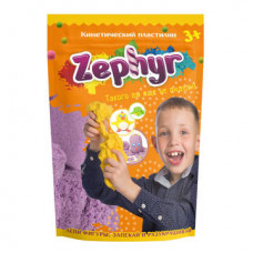 Масса для лепки Zephyr фиолетовая 300 г Дой-пак (00-00000808/Z108)