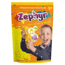 Масса для лепки Zephyr желтая 300 г Дой-пак (00-00000813/Z111)
