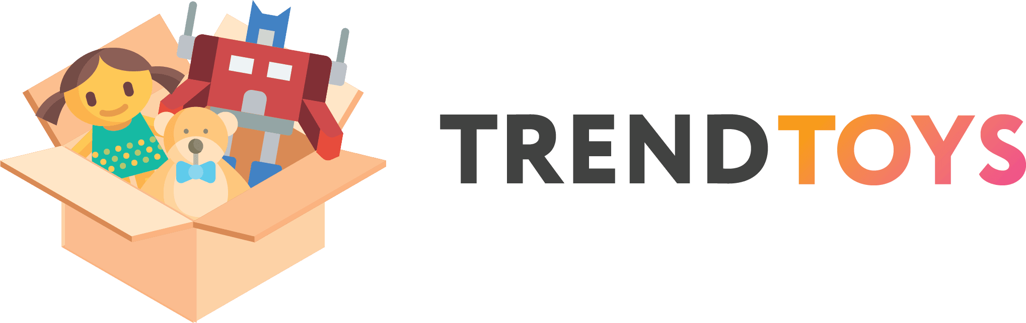 Интернет-магазин детских игрушек «Trend Toys»